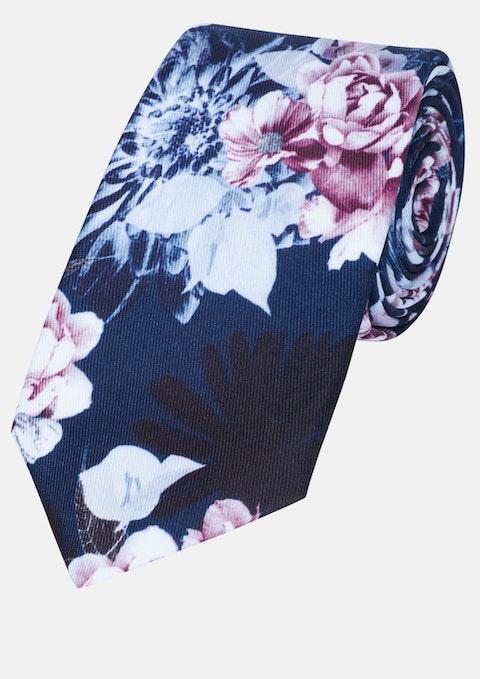 Navy Antonio 6cm Tie
