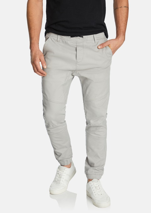Ice Addison Cuffed Stretch Chino