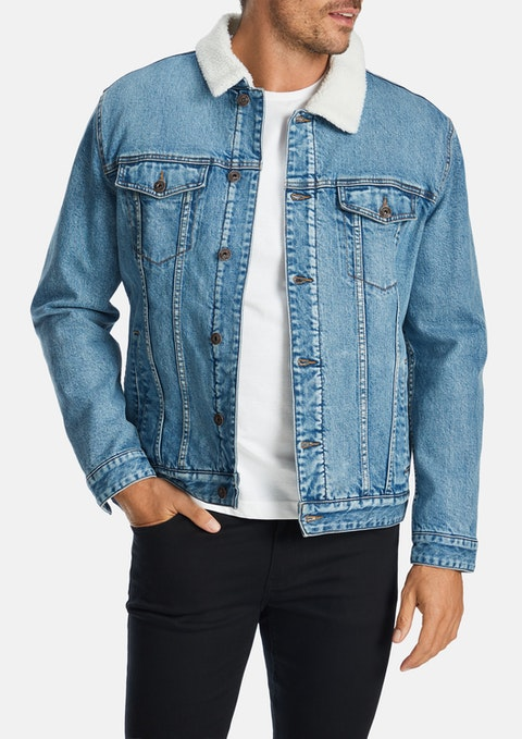 Denim Burt Denim Jacket