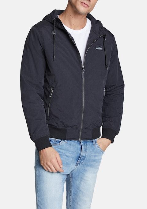 Black Flintoff Jacket