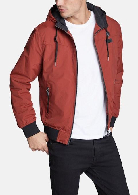 Rust Flintoff Jacket