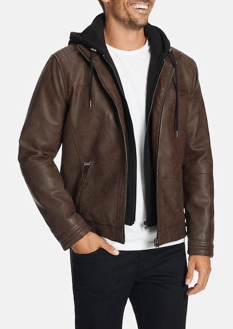 Brown Mark Jacket