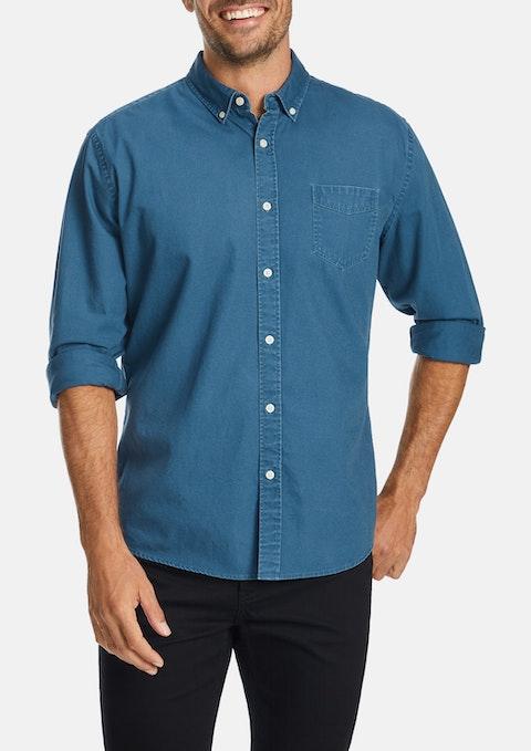 Blue Frampton Casual Shirt