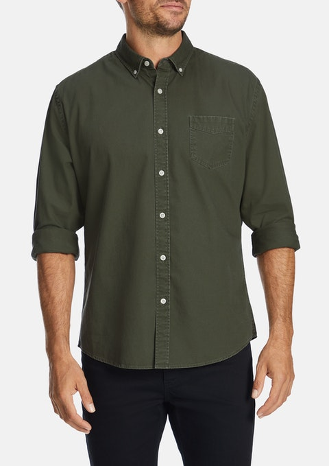 Military Frampton Casual Shirt