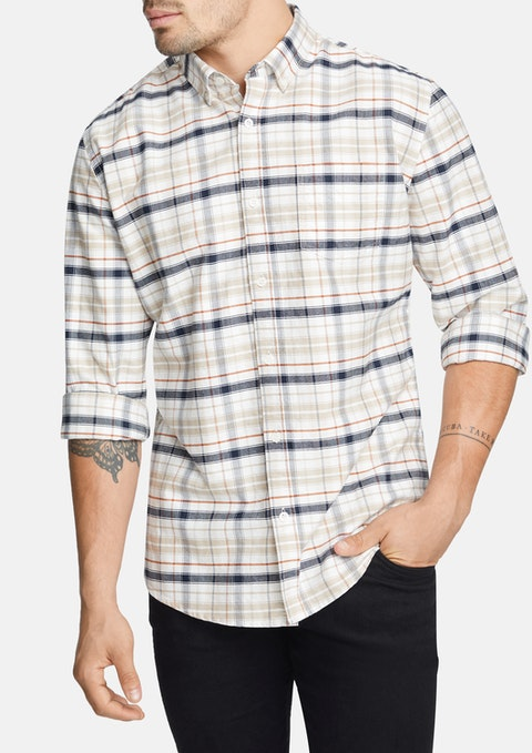 Stone Drover Casual Shirt
