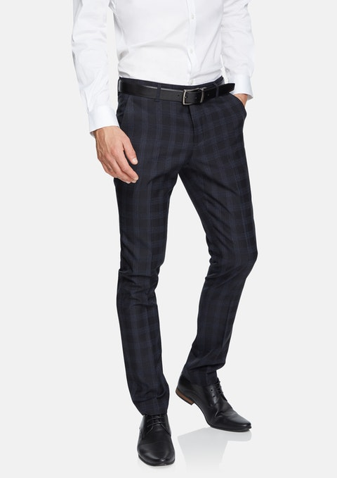 Ink Edison Skinny Dress Pant