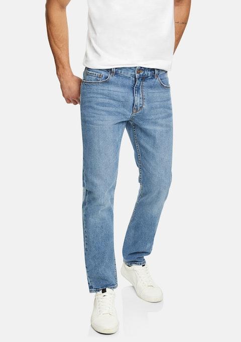 Blue Amstel Slim Jean