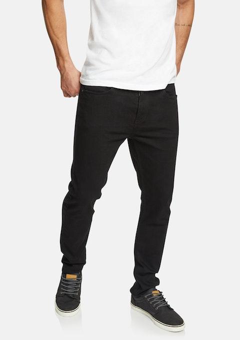 Black Swart Slim Jean
