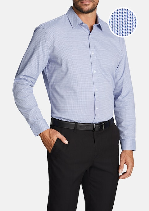 Grape Leonard Dress Shirt