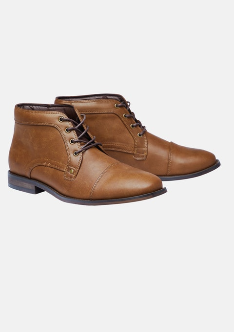 Brown Hammond Boot