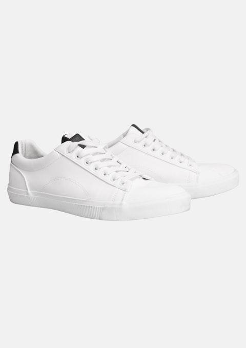 White Solar Shoe