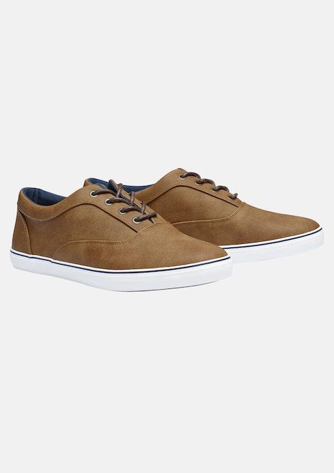Tan Kaspian Shoe