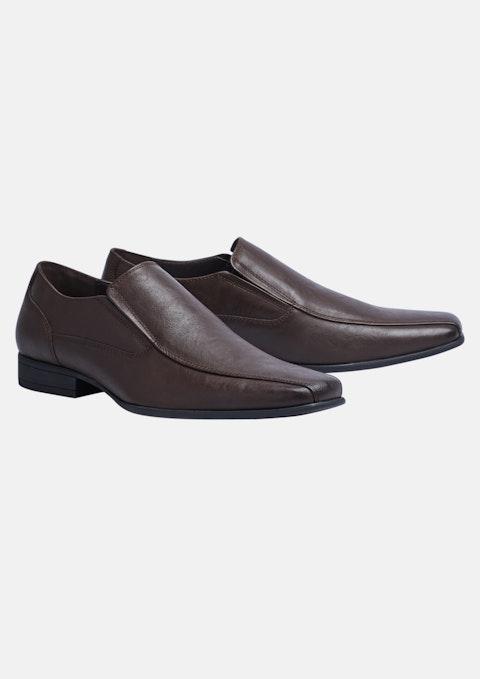 Chocolate Saint Shoe