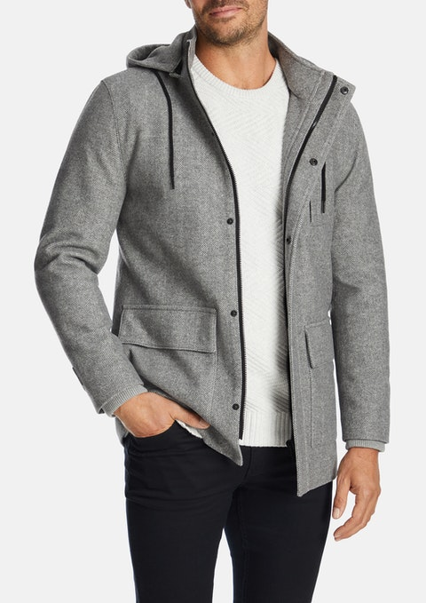 Grey Channing Jacket