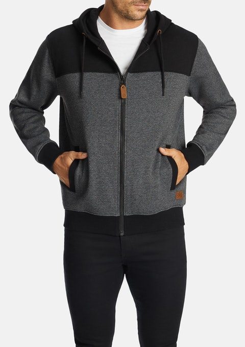 Charcoal Milford Sweat