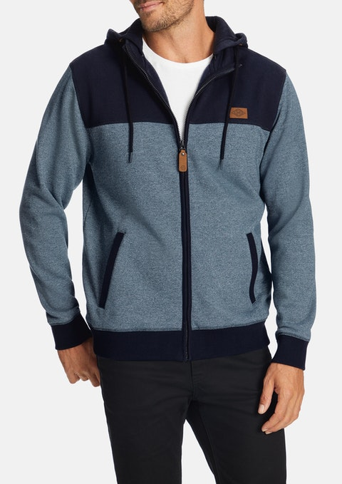 Denim Maximo Sweat
