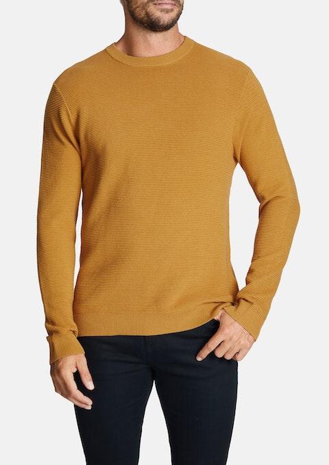 Mustard Hoxton Knit