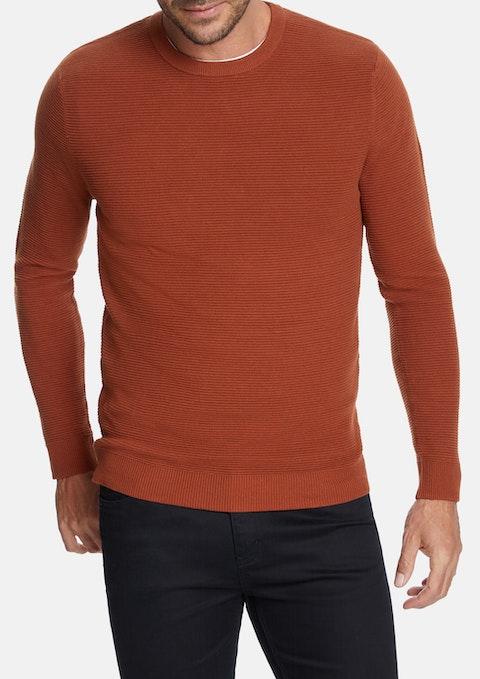 Rust Hoxton Knit
