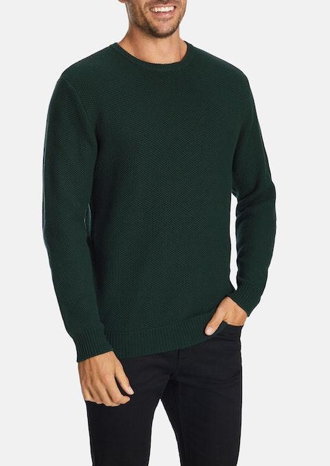 Green Portsea Knit