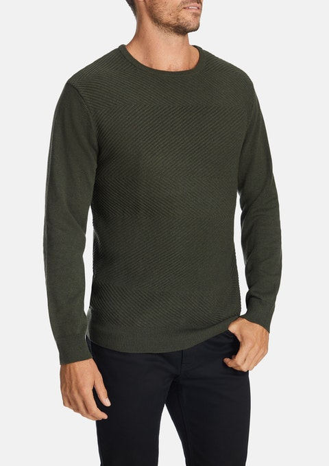 Olive Milano Knit
