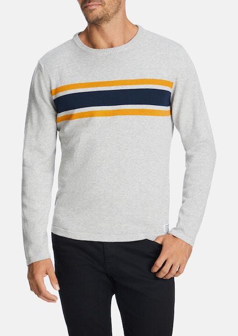 Light Grey Navarone Knit