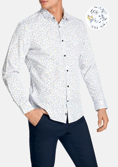 White Diablo Shirt