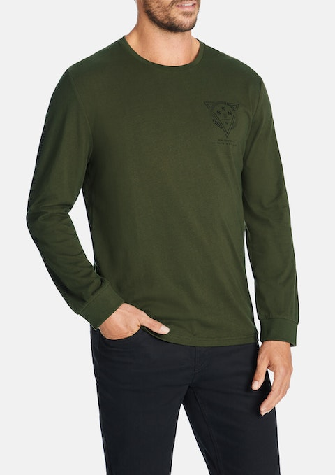 Military Dover Long Top
