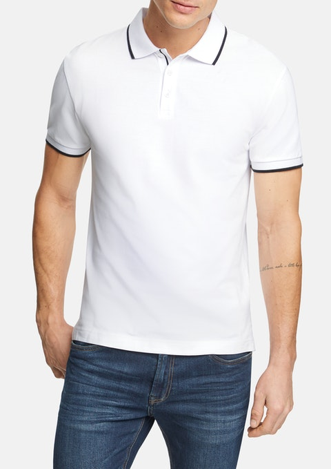 White Heron Polo