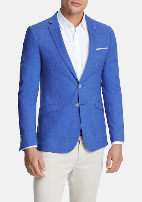 Cobalt Midtown Skinny Blazer