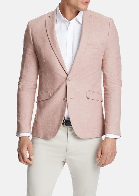 Pink Bermuda Skinny Blazer