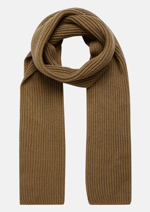 Camel Summit Scarf