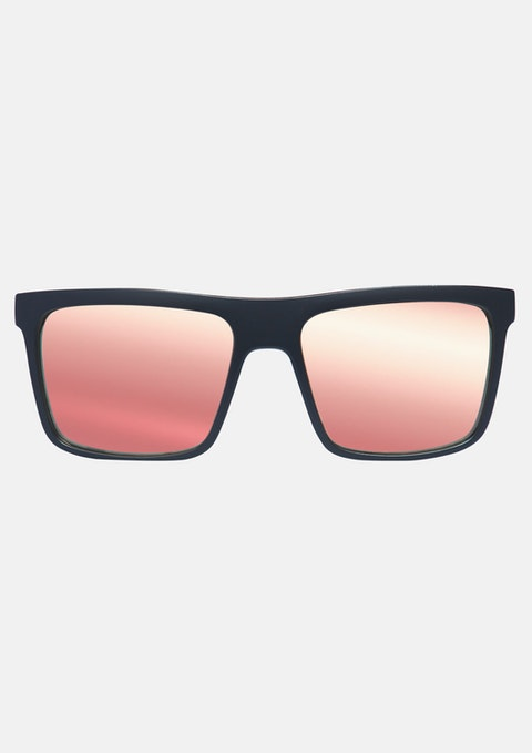 Orange Vergo Sunglasses