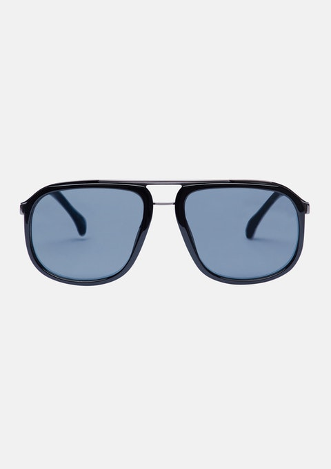 Black Denver Sunglasses