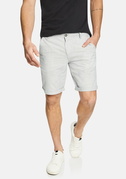 Light Grey Hank Short