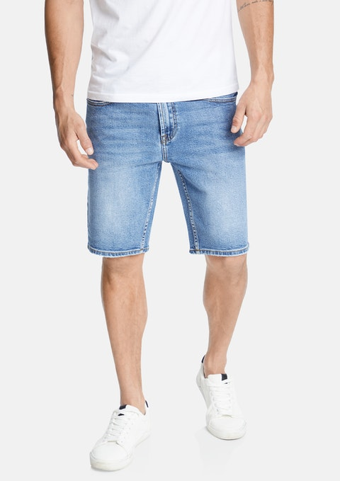 Denim Hartwick Denim Short