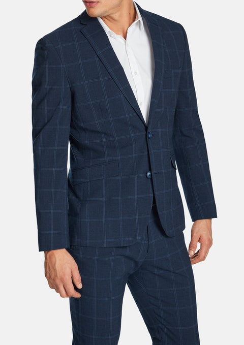 Ink Chelmsford Slim Suit Jacket
