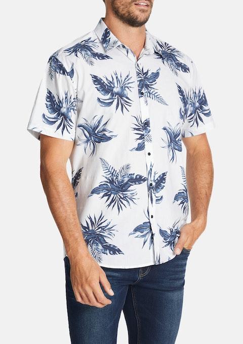 White Capella  Shirt