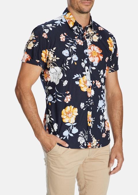 Ink Derrick Slim Stretch Shirt