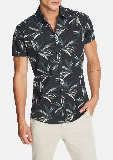 Charcoal Corpus Shirt