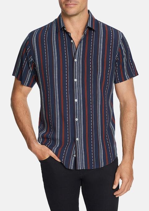 Navy Miguel Shirt