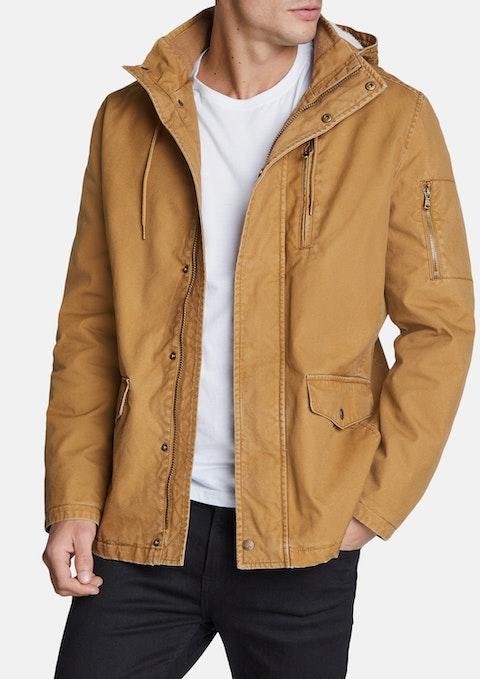 Tobacco Gallagher Jacket