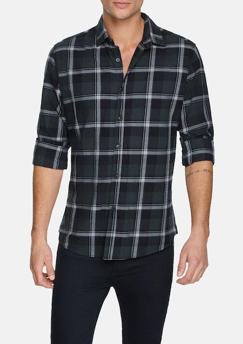 Green West Casual Shirt