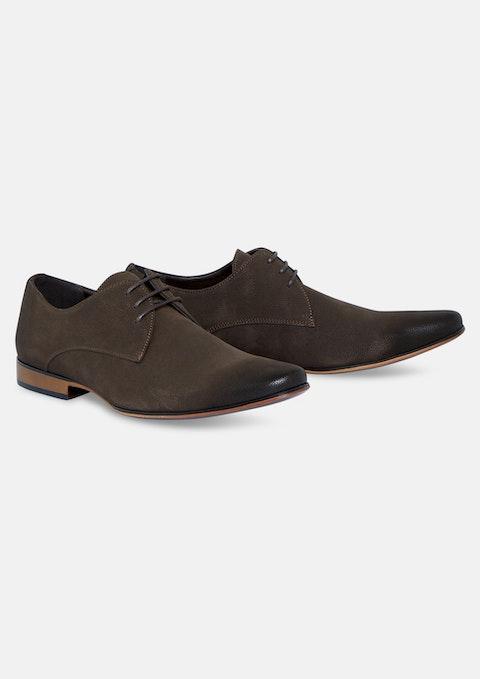 Chocolate Lionel Shoe