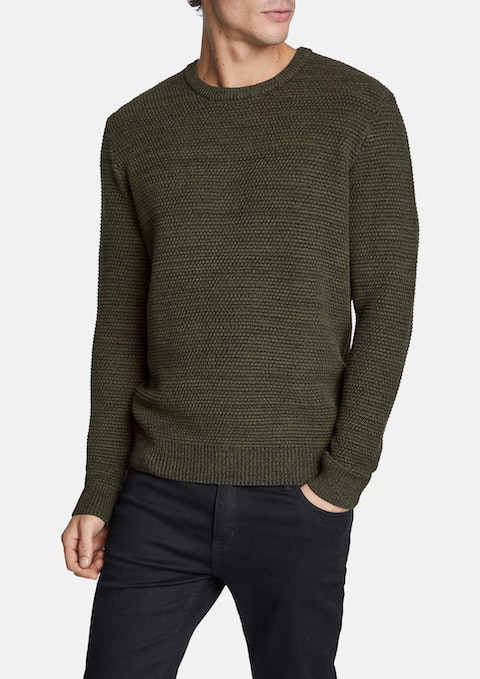 Military Abbotsford Knit