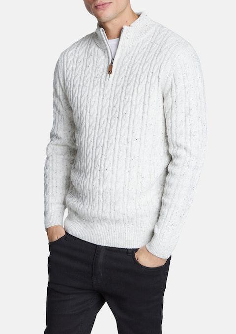 Oatmeal Montgomery Knit